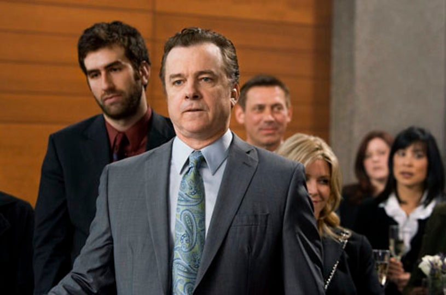 "Leverage - Season 3 - ""The Double-Blind Job"" -  Michael O'Keefe"