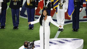 Demi Lovato's Super Bowl National Anthem Performance Was 10 Years in the Making