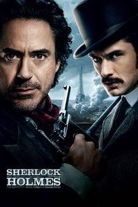 Sherlock Holmes - A Game Of Shadows as Sherlock Holmes