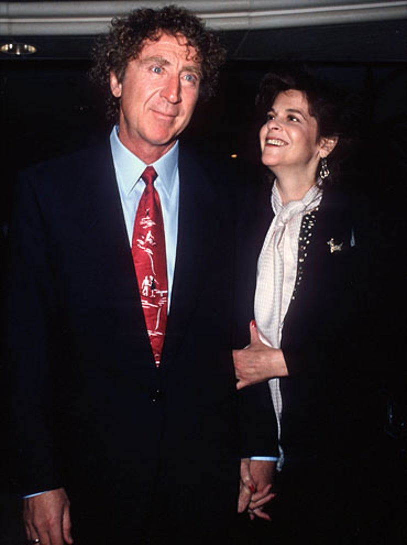 Gene Wilder and Gilda Radner - Wellness Center Benefit, January 30, 1989