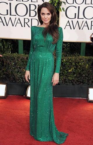 Angelina Jolie - The 68th Annual Golden Globe Awards, January 16, 2011