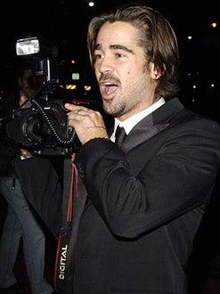 "Colin Farrell - ""Alexander"" Los Angeles Premiere"