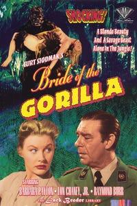Bride of the Gorilla as Police Commissioner Taro