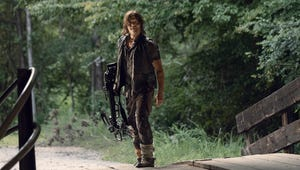 The Walking Dead Returned Not with a Bang, but a Whisper