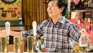 Exclusive Video: Community's Ken Jeong Shakes Up Sullivan & Son