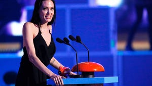 VIDEO: See Angelina Jolie's Amazing Speech from the Kids' Choice Awards