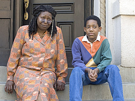 Everybody Hates Chris - Season 2 premiere - Whoopi Goldberg and Tyler James Williams