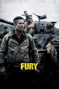 Fury as Sargento Davis