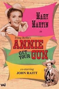 Annie Get Your Gun as Annie Oakley