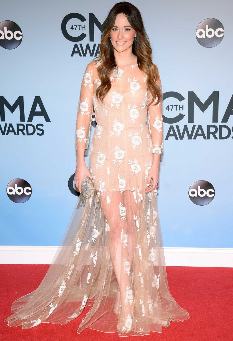 Kacey Musgraves - 47th Annual CMA Awards in Nashville, Tennessee, November 6, 2013