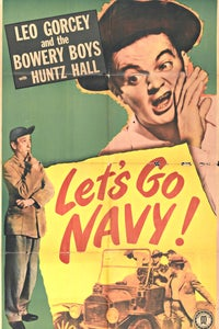 Let's Go Navy as Captain