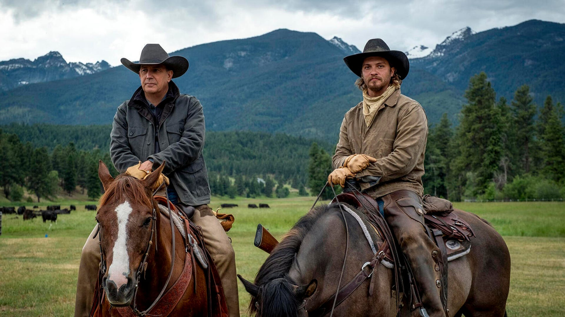 Kevin Costner, Yellowstone