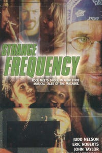 Strange Frequency as Darcy King