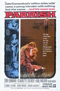 Parrish as Judd Raike