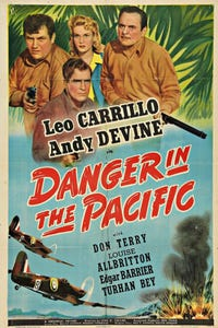 Danger in the Pacific as Leo Marzell