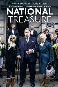 National Treasure as Paul Finchley