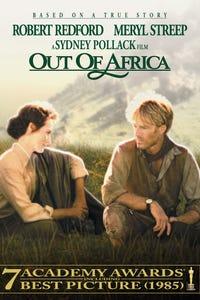 Out of Africa as Karen Blixen