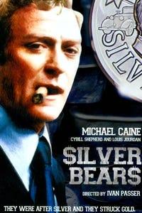 Silver Bears as Agha Firdausi