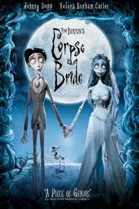 Tim Burton's Corpse Bride as Pastor Galswells