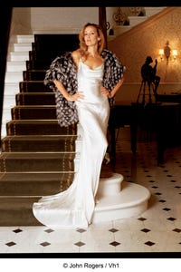 Jerry Hall as Herself