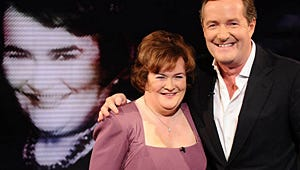 Piers Morgan's Life Stories with Susan Boyle to Air on TV Guide Network