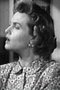 Virginia Grey as Roseanne Fraden