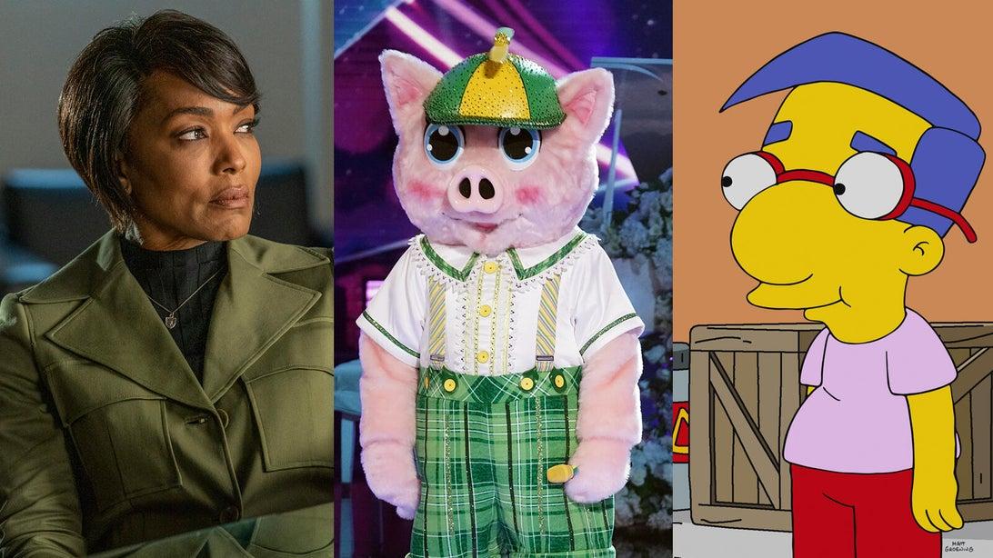 Fox 2021 Fall Schedule: Angela Bassett, 9-1-1; Masked Singer; The Simpsons