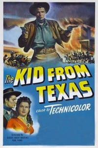 The Kid from Texas as Jameson
