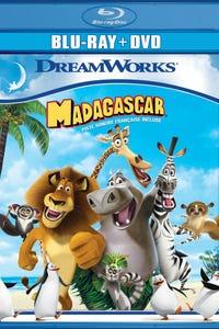 Madagascar as Gloria