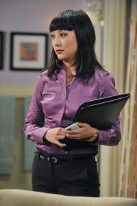 Elizabeth Ho as Mrs. Yi