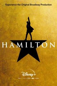 Hamilton as Aaron Burr