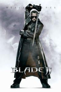 Blade II as Priest