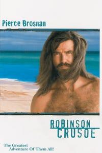 Daniel Defoe's Robinson Crusoe as Patrick