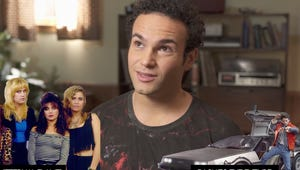 VIDEO: The Goldbergs Kids Guess What Came First in the '80s