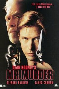 Dean Koontz's 'Mr. Murder' as Oslett Jr.