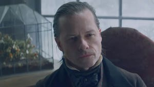 Feast Your Eyes on Guy Pearce's Young Scrooge in A Christmas Carol Trailer