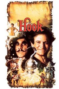 Hook as Gutless, Pirate