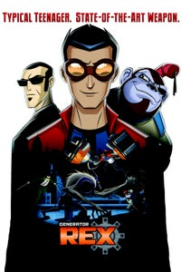 Generator Rex as Dr. Holiday