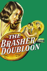 The Brasher Doubloon as Truck Driver
