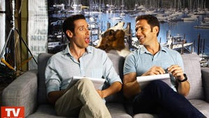 VIDEO: Royal Pains' Paulo Costanzo Reveals His Weird Obsession with Goats