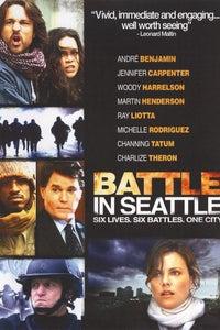 Battle in Seattle as Johnson