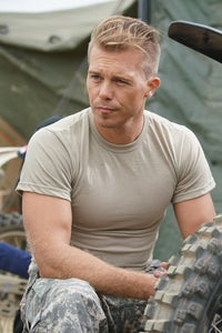 Michael Roark as Michael Baird