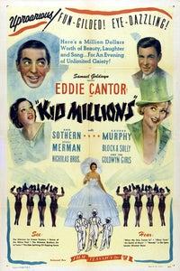 Kid Millions as Attendant