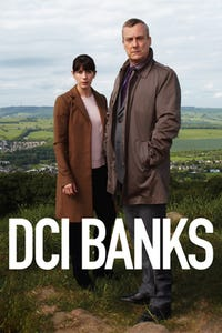 DCI Banks as Chief Supt Reg Chambers