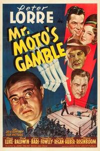 Mr. Moto's Gamble as Deputy Sheriff
