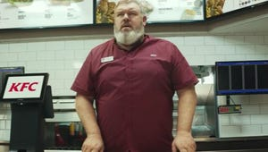 Game of Thrones: Hodor Struggles to Hold the Counter in KFC Commercial