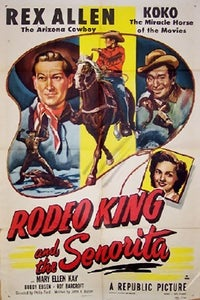Rodeo King and the Senorita as Dr. Sands