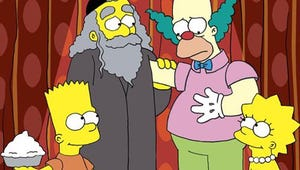 Which Character Died on The Simpsons Premiere?