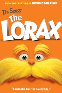 Dr. Seuss' The Lorax as The Once-ler