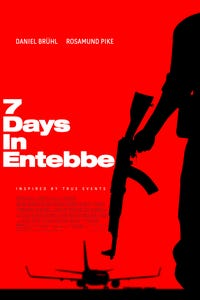 7 Days in Entebbe as General Motta Gur